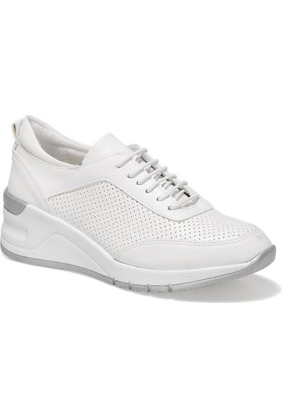 Travel Soft TRV1843.Z1FX Beyaz Kadın Comfort Ayakkabı