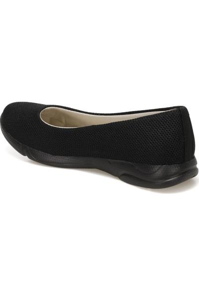 Travel Soft TRV1821.Z1FX Siyah Kadın Comfort Ayakkabı