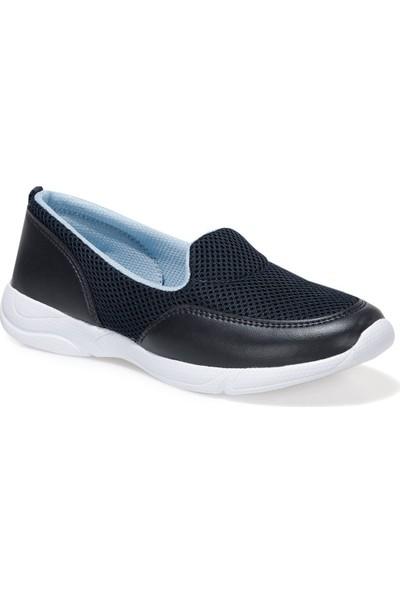 Travel Soft TRV1822.Z1FX Lacivert Kadın Comfort Ayakkabı