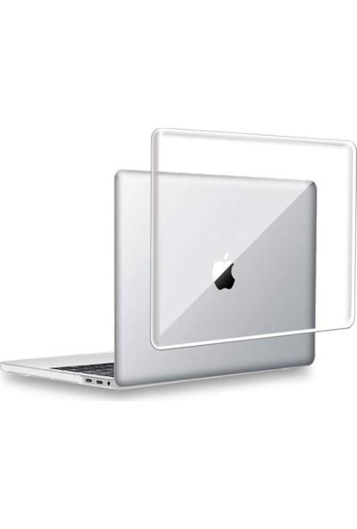 "Codegen Apple 13"" Macbook Air A2337 M1 Şeffaf Kılıf Koruyucu Kapak CMATM-133T"