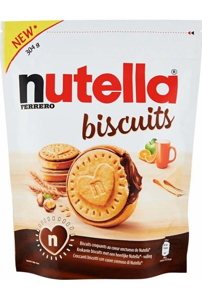 Nutella Biscuits 304 gr