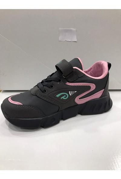 Tutinom Kız Füme Pempe Rahat Günlük Spor Ayakkabı