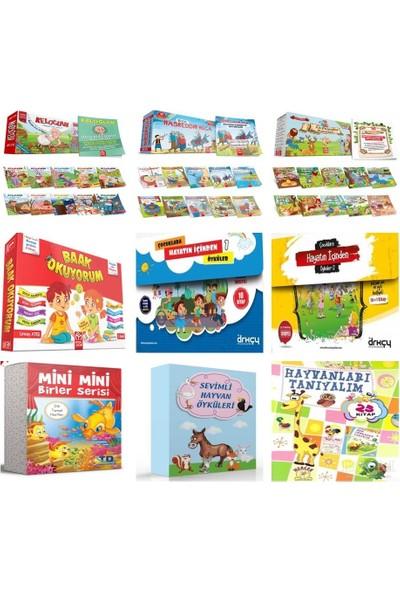 Model Yayınları 1. Sınıf Hikaye Seti 125 Kitap 9 Farklı Set
