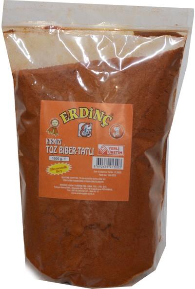Erdinç Baharat Kırmızı Toz Biber-Tatlı 1000 gr