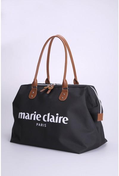 Marie Claire Siyah Kadın Bebek Bakım Çantası Nancy