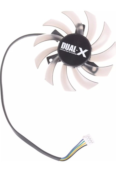 FirstD 75 mm Dual x Fan FD7010H12S