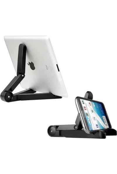 İndirimtreni Çok Işlevli Cep Telefonu ve Tablet Masaüstü Standı