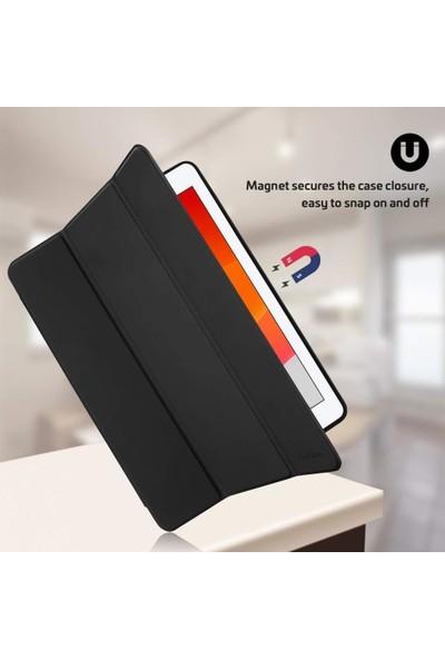 Engo Samsung Galaxy Tab S6 Lite SM-P610 Smart Kılıf Kalem Bölmeli Uyku Modlu
