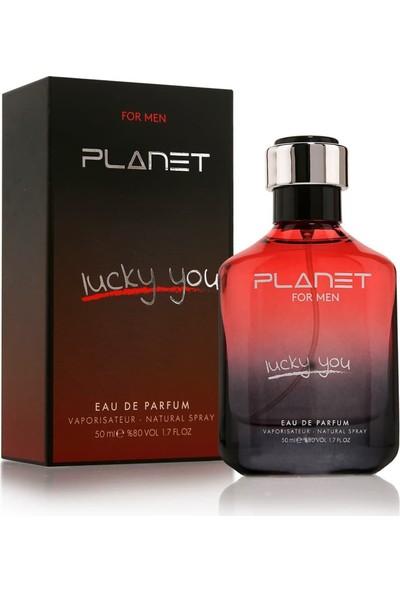 Planet Lucky You Edp Erkek Parfümü 50 ml