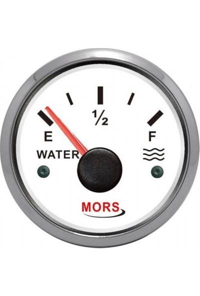 Mors Su Seviye Göstergesi Siyah