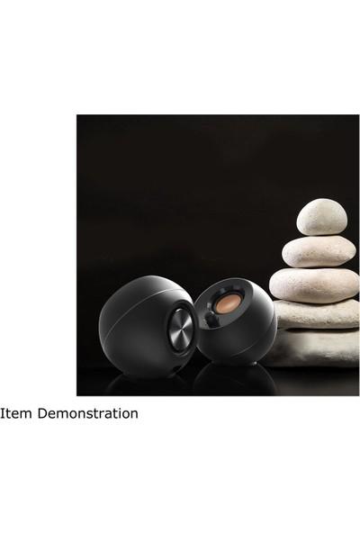 Creative Pebble 2.0 -16W- Multimedya Stereo Hoparlör Seti - Siyah