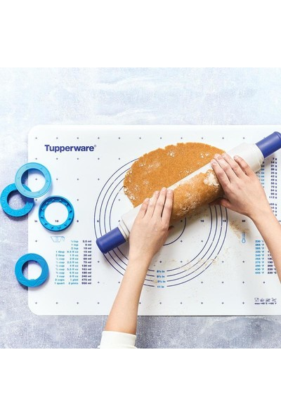 Tupperware Merdane Kurabiye Kalıpları R6727