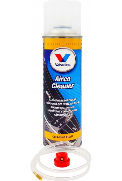 Valvoline Airco Cleaner Klima Temizleyici 500 ml