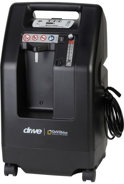 Devilbiss Compact 525 Oksijen Konsantratör