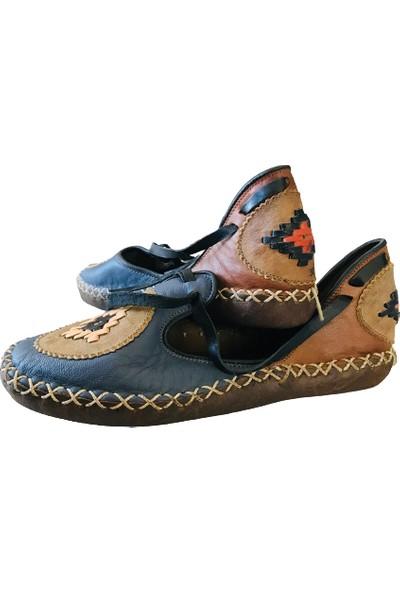 Marateks Postal, Edik, Kelik, Yemeni, Deri Ayakkabı, Karadağ Çarığı 39 Numara