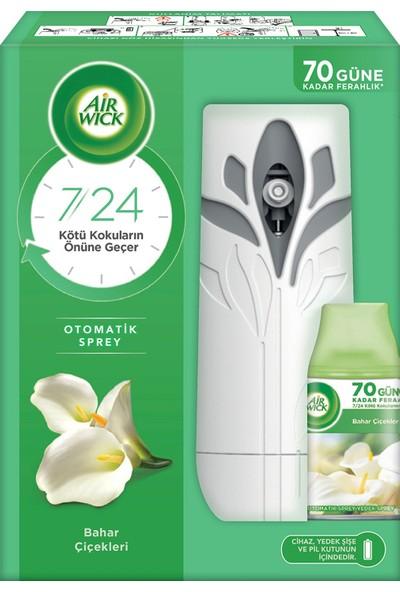 Air Wick Oda Kokusu Freshmatic Bahar Çiçekleri Kit + Yedek 250 ml