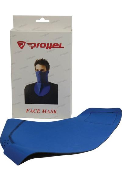 Prohel Motosıklet Maskesı Uzun Genıs