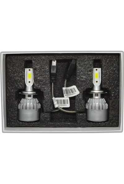 Tekstore Yeni Seri H7 LED Xenon, LED Far, 12000 Lümen 8000K