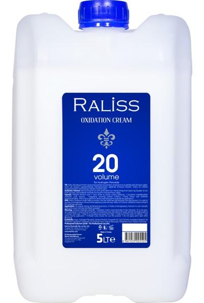 Raliss Oksidasyon Kremi 20 Volume 5000 ml