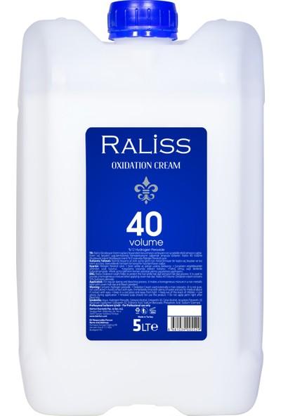 Raliss Oksidasyon Kremi 40 Volume 5000 ml
