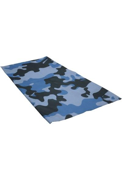 Vexo Buff (Bandana) Camouflage Mavi