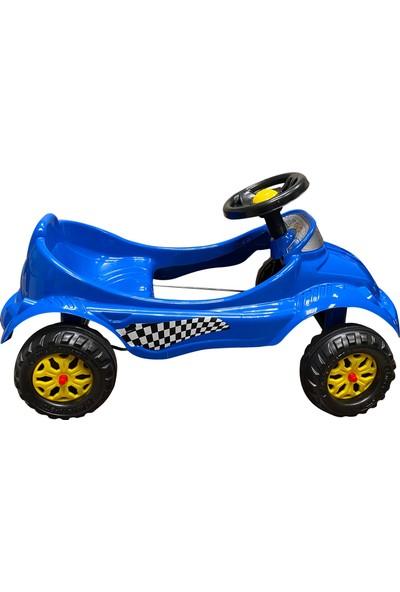 Jusso Hyper Pedallı Araba