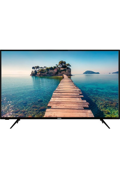 Vestel 50U9500 50'' 126 Ekran Uydu Alıcılı 4K Ultra HD Smart LED TV