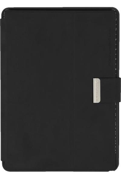 Totu Samsung Galaxy Tab Pro 8.4 Tablet Kılıfı Siyah