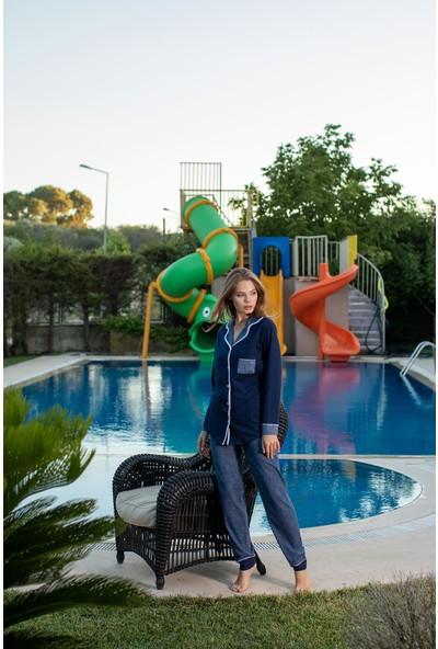 Teknur Kadın Pijama Takımı 62661
