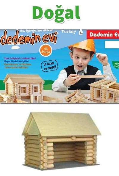 Hamaha Dedemin Evi Ahşap Zeka Oyunu 11 Farklı Ev Modeli