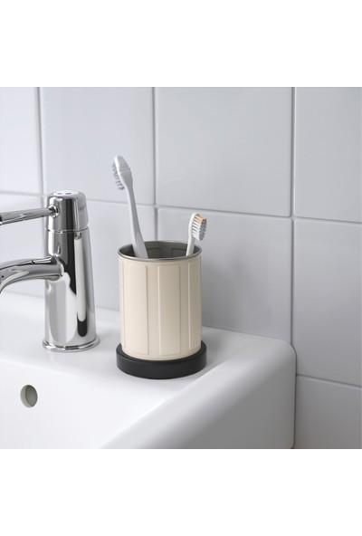 Ikea Toftan Bej Diş Fırçalık