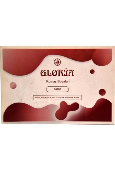 Gloria Kumaş Boyası Bordo 10 gr