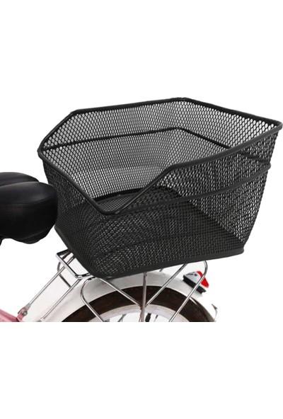 Buyfun Arka Bisiklet Sepeti Büyük Kapasiteli