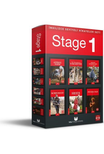 Ingilizce Hikaye Seti – Stage 1
