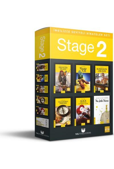 Ingilizce Hikaye Seti – Stage 2