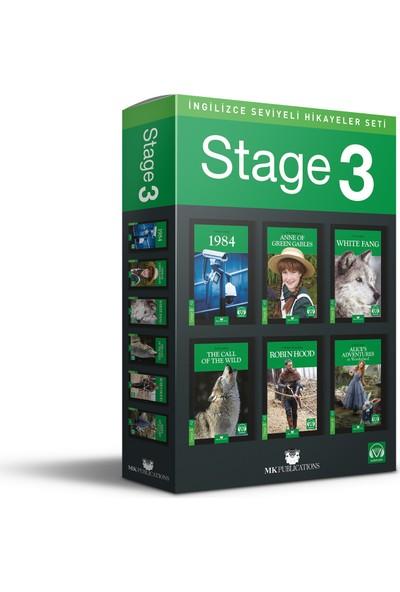 Ingilizce Hikaye Seti – Stage 3