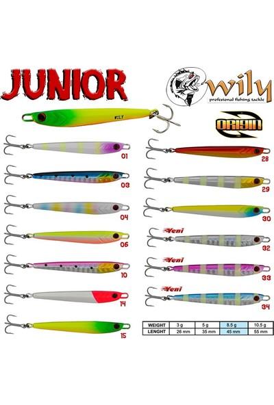 Wily Junior Jig 8.5 gr 4.5 cm