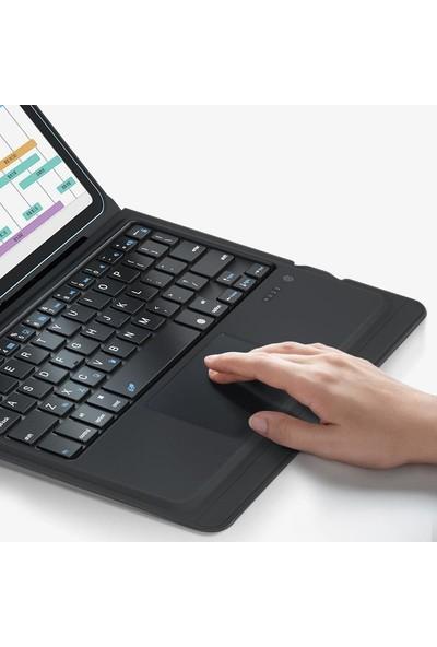 "Benks Apple iPad Pro 2020 (Ipad Air 2020 10.9"") (Ipad Pro 11) Benks Kablosuz Klavyeli Kılıf Koruma Kapak"