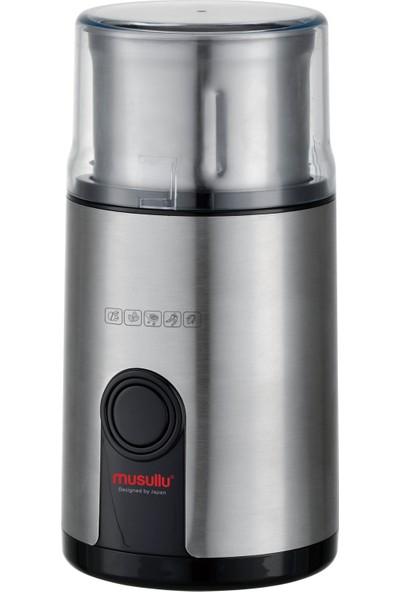 Musullu Kahve ve Baharat Öğütücü 200W (MSL-1004)