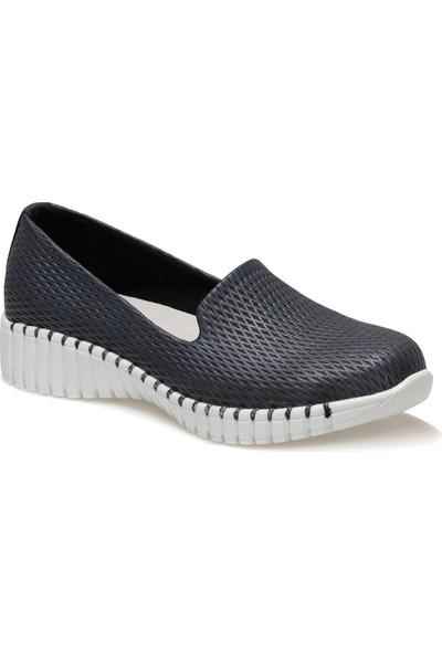 Travel Soft TRV1854.Z1FX Lacivert Kadın Comfort Ayakkabı
