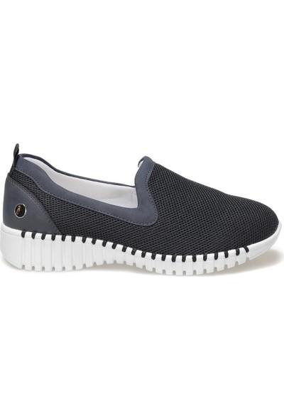 Travel Soft TRV1848.Z1FX Lacivert Kadın Comfort Ayakkabı