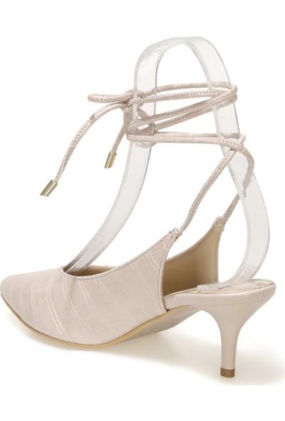 Miss F DS21019 1fx Pudra Kadın Gova Ayakkabı
