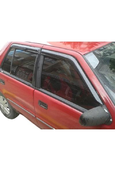 Point Hyundai Excel Mügen Cam Rüzgarlığı 1992-1998 Arası 4 Lü Takım