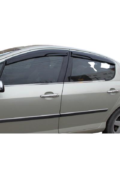 Point Peugeot 407 Mügen Cam Rüzgarlığı 2004-2010 Arası 4 Lü Takım