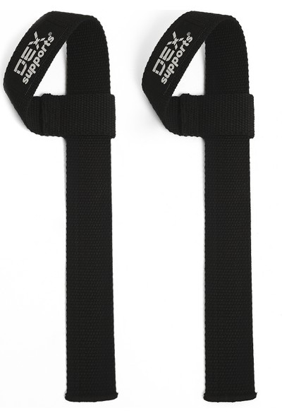 Dex Supports Crossfit Elastik Bilek Sargısı- Ağırlık Bileklik-Wrist Wrap Lifting Straps