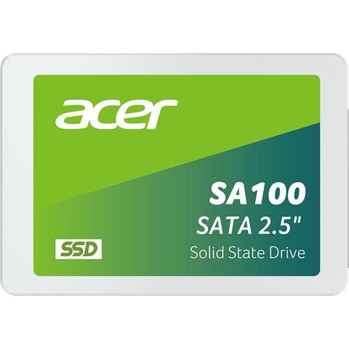 Acer 120GB 560MB-500MB/S Sata SSD (SA100-120GB)