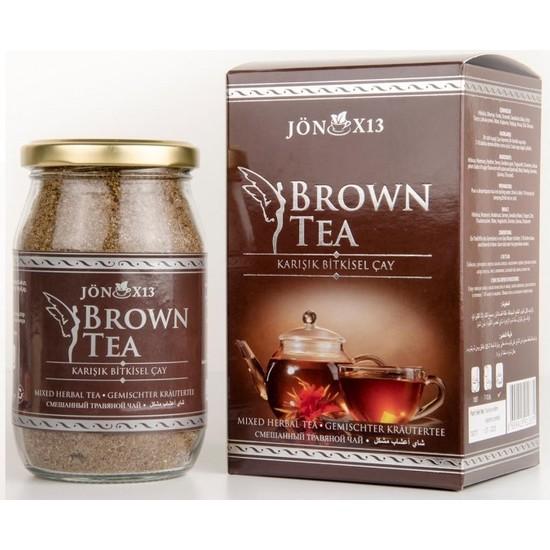 Brown Tea Macha'lı Karışık Bitki Çay 300 gr