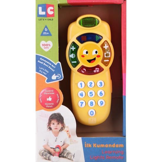 LC İlk Kumandam Sarı
