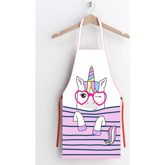 Ays Home Unicorn Anaokulu Çocuk Etkinlik Önlüğü