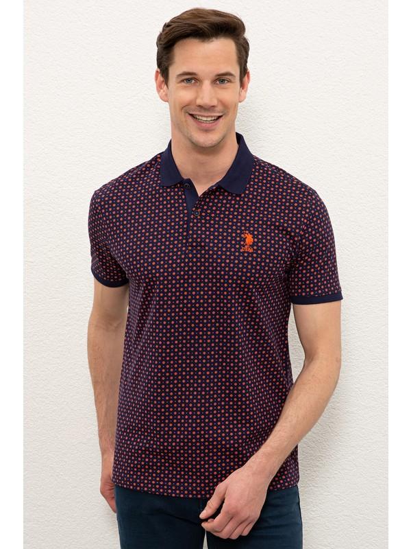 U.S. Polo Assn. Kırmızı T-Shirt 50225232-VR039